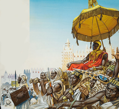 Mansa Musa Travel