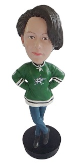 Bobblehead Girl