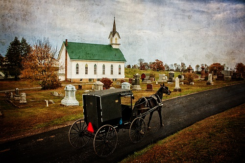 Amish Church